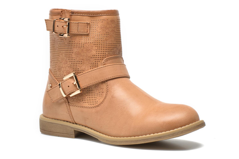 Bottines et boots Xti Randy 45017 Marron vue détail/paire