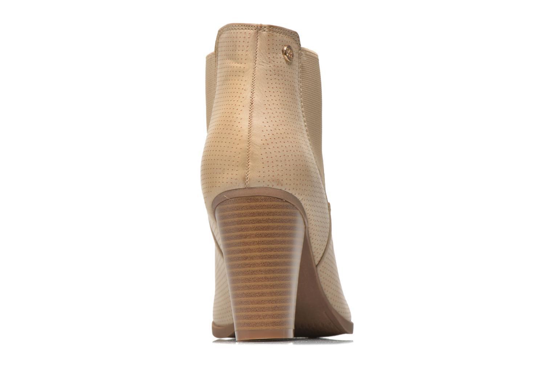 Stiefeletten & Boots Xti Mila 45011 beige ansicht von rechts