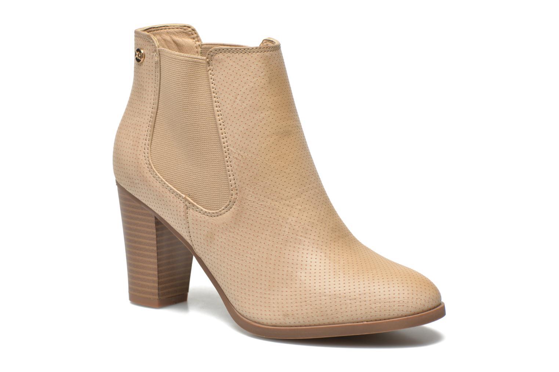 Stiefeletten & Boots Xti Mila 45011 beige detaillierte ansicht/modell