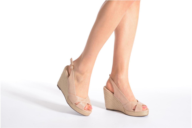 Sandales et nu-pieds Xti Ginger 45944 Rose vue bas / vue portée sac