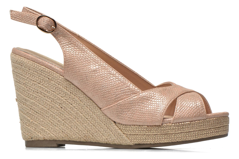 Sandales et nu-pieds Xti Ginger 45944 Rose vue derrière