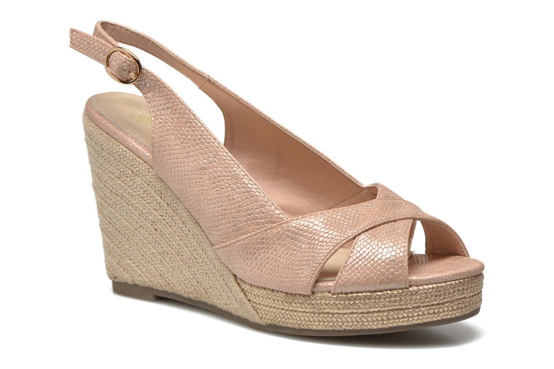 Sandales et nu-pieds Xti Ginger 45944 Rose vue détail/paire