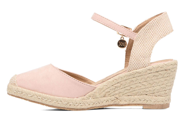 Sandals Xti Sugar 45059 Beige front view