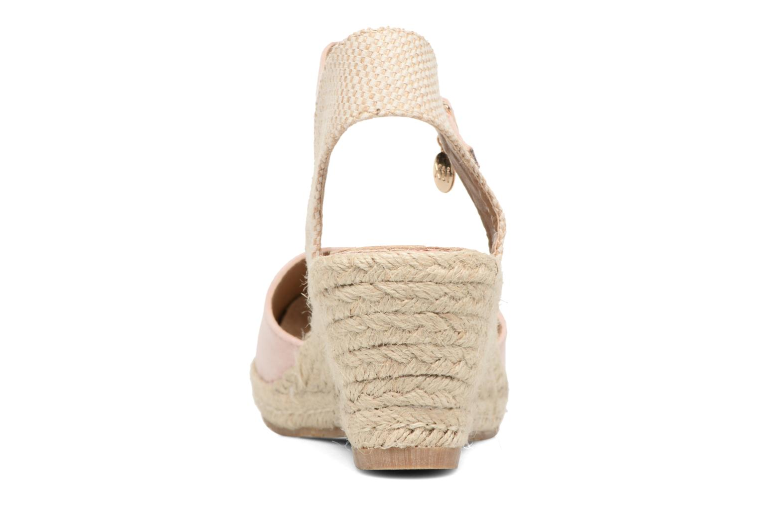 Sandals Xti Sugar 45059 Beige view from the right