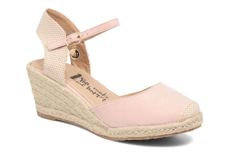 Sandales et nu-pieds Xti Sugar 45059 Beige vue détail/paire