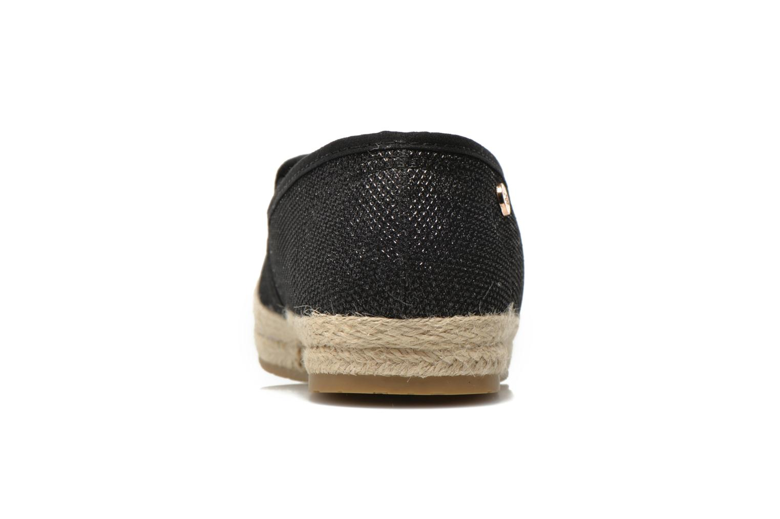 Espadrilles Xti Arianne 45215 Black view from the right