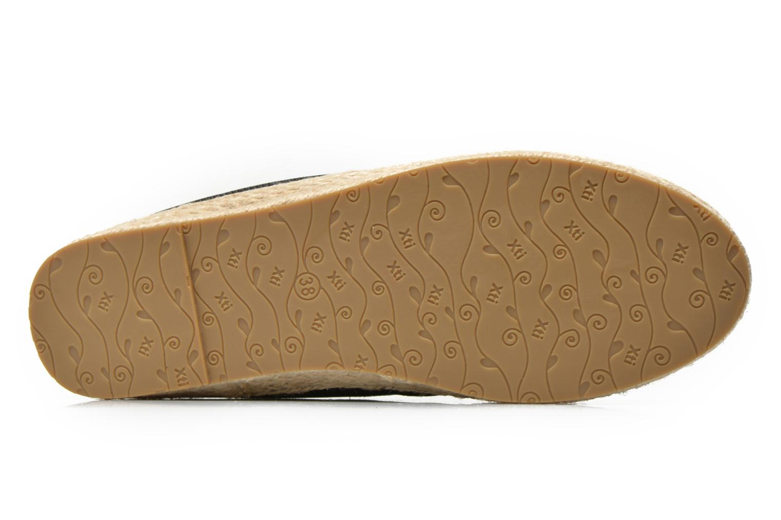 Espadrilles Xti Arianne 45215 Black view from above