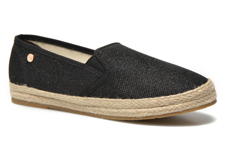 Espadrillos Xti Arianne 45215 Sort detaljeret billede af skoene