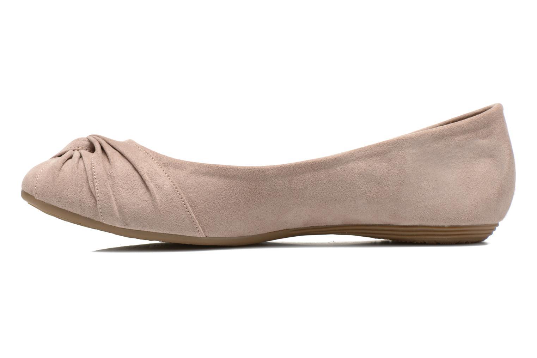 Ballerinas Xti Constance 45114 beige ansicht von vorne