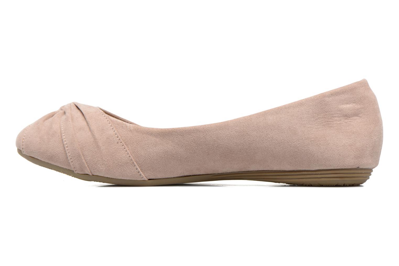 Ballet pumps Xti Constance 45114 Beige front view