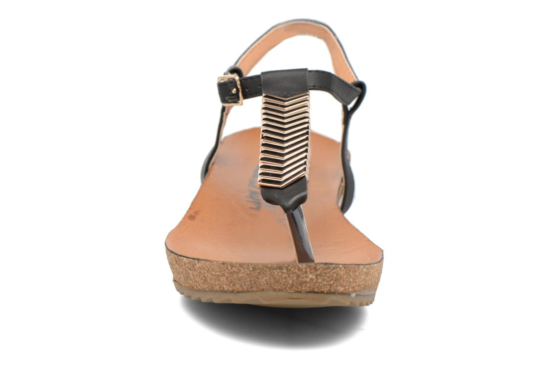 Sandales et nu-pieds Xti Reality 45103 Noir vue portées chaussures