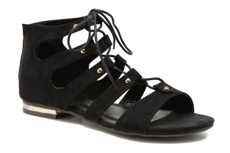 Sandales et nu-pieds Xti Rififi 45239 Noir vue détail/paire