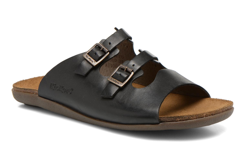 Grandes descuentos últimos zapatos Kickers Atchoum (Negro) - Zuecos Descuento