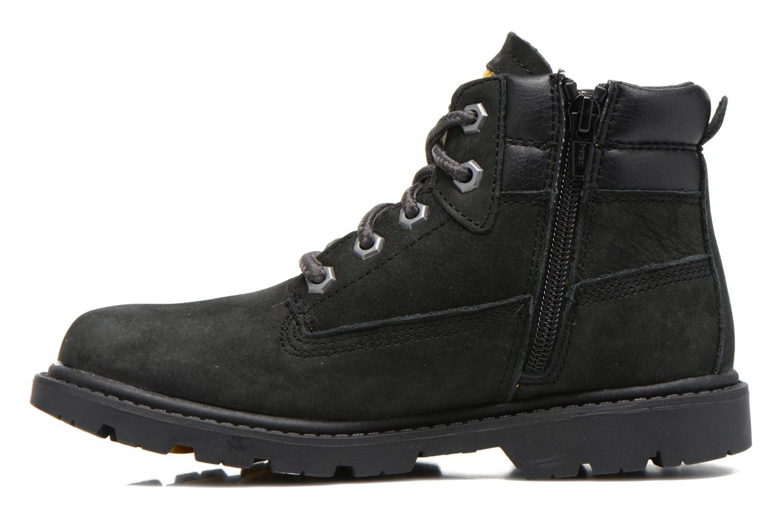 Bottines et boots Caterpillar Colorado Plus Zip Noir vue face