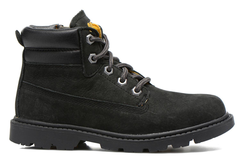 Bottines et boots Caterpillar Colorado Plus Zip Noir vue derrière