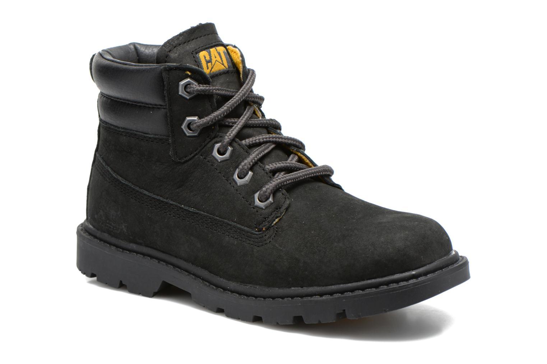 Bottines et boots Caterpillar Colorado Plus Zip Noir vue détail/paire