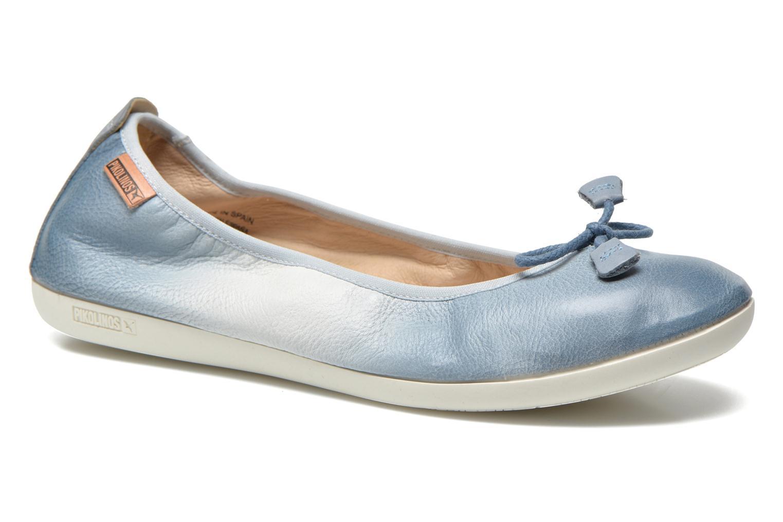 Zapatos promocionales Pikolinos Bora Bora W7E-DG2513 (Azul) - Bailarinas   Descuento de la marca