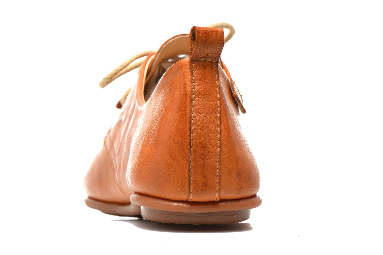 Chaussures à lacets Pikolinos Calabria 917-7123 Marron vue droite
