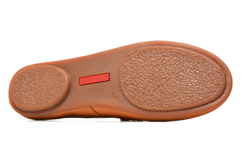 Chaussures à lacets Pikolinos Calabria 917-7123 Marron vue haut
