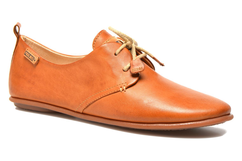 Chaussures à lacets Pikolinos Calabria 917-7123 Marron vue détail/paire