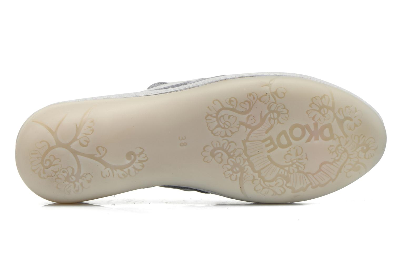 Ballet pumps Dkode Nilda White view from above