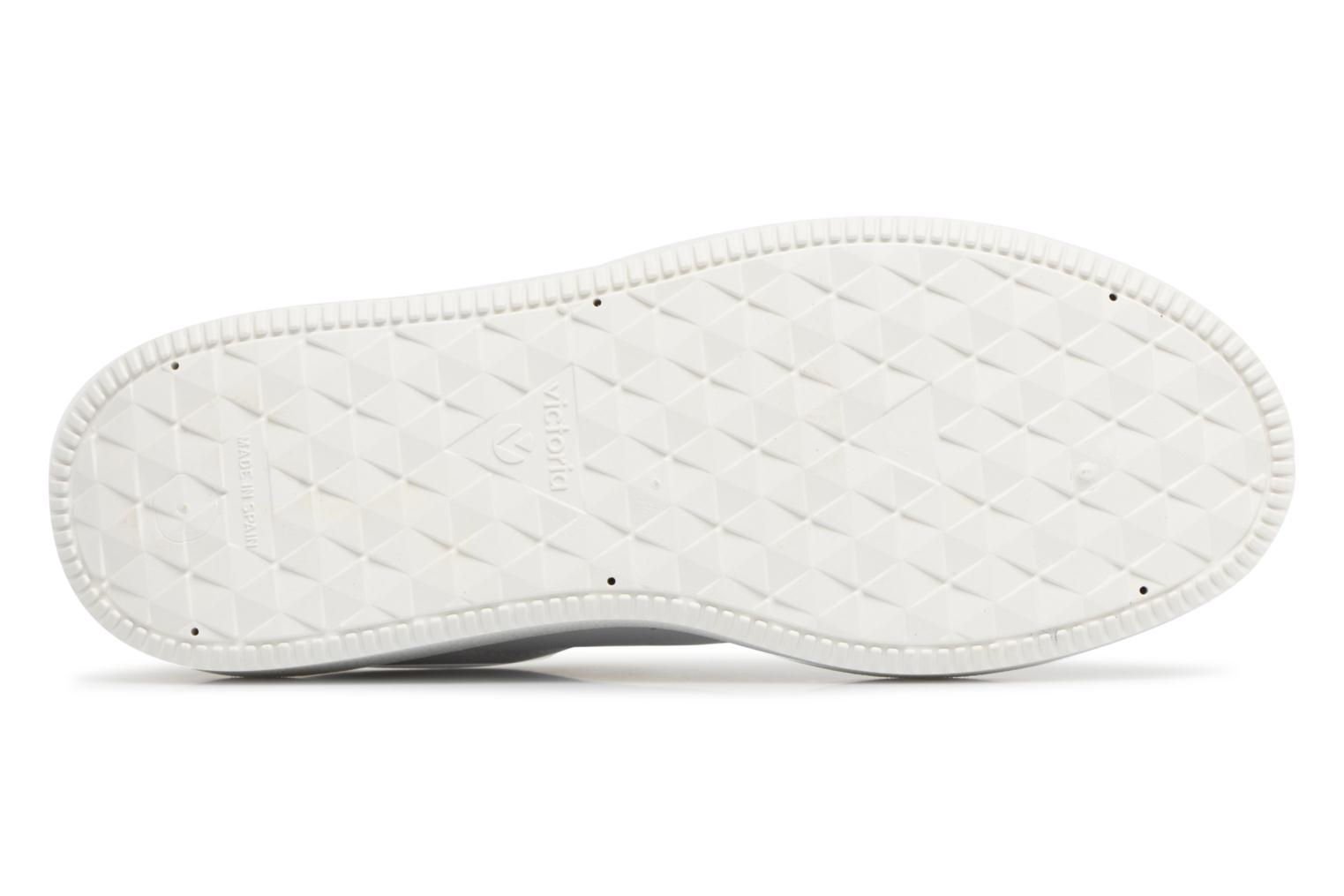 Trainers Victoria Deportivo Piel White view from above