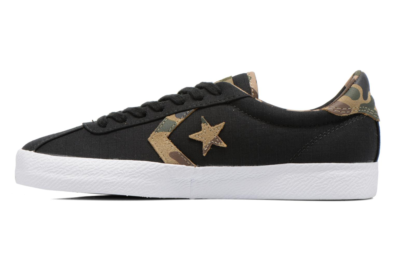 Baskets Converse Breakpoint Ox M Noir vue face