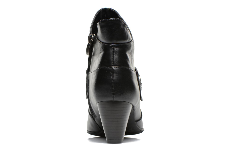 Bottines et boots Enza Nucci Maeva Noir vue droite