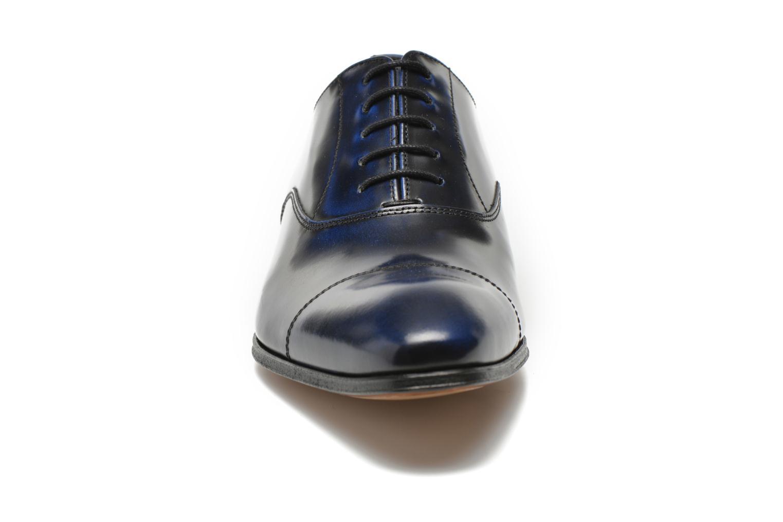 Zapatos con cordones Marvin&Co Parado Azul vista del modelo