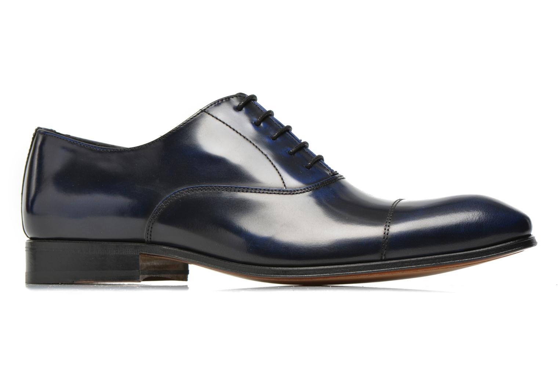 Zapatos con cordones Marvin&Co Parado Azul vistra trasera
