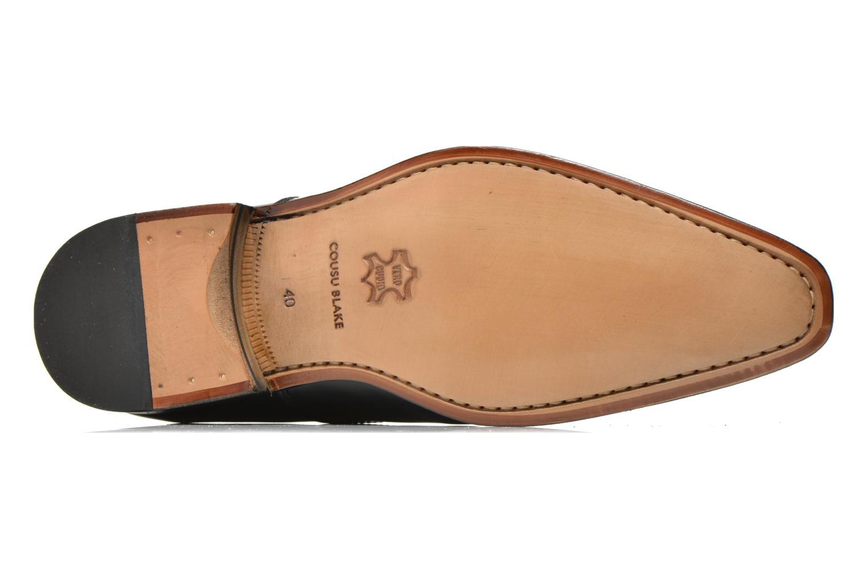 Zapatos con cordones Marvin&Co Parado Azul vista de arriba