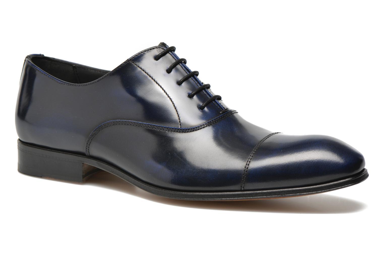 Zapatos con cordones Marvin&Co Parado Azul vista de detalle / par