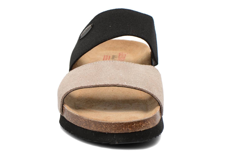 Mules et sabots Giesswein Viverone Multicolore vue portées chaussures
