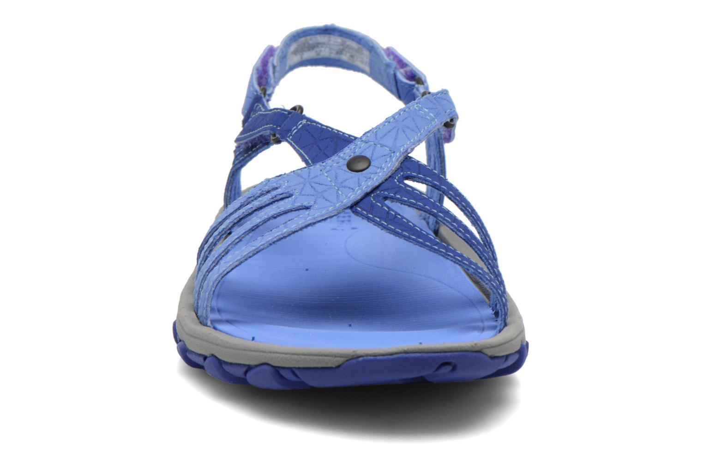 Sportschuhe Merrell Enoki Link blau schuhe getragen