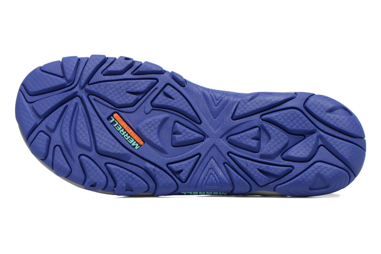Zapatillas de deporte Merrell Enoki Link Azul vista de arriba