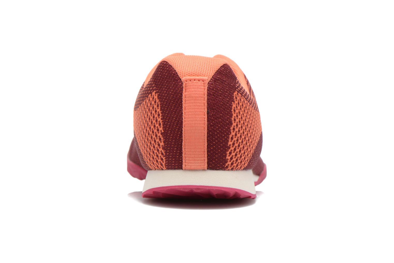 Baskets Merrell Civet Rouge vue droite
