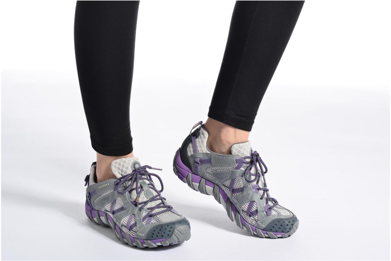 Zapatillas de deporte Merrell Waterpro Maipo W Gris vista de abajo