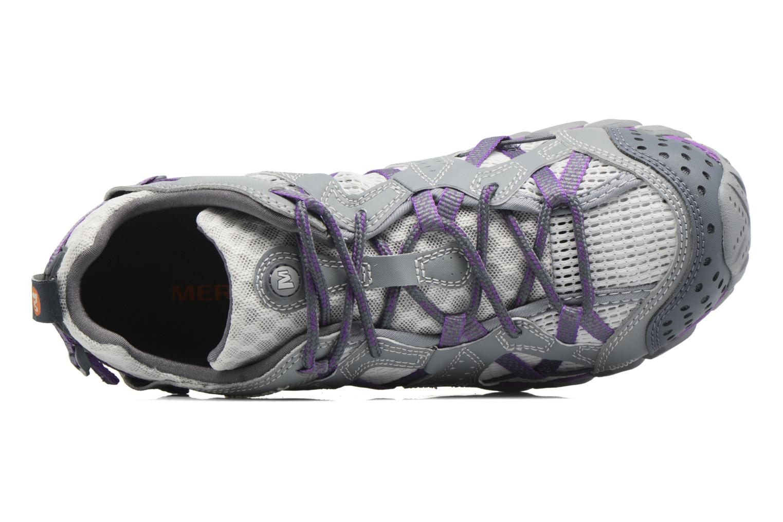 Zapatillas de deporte Merrell Waterpro Maipo W Gris vista lateral izquierda