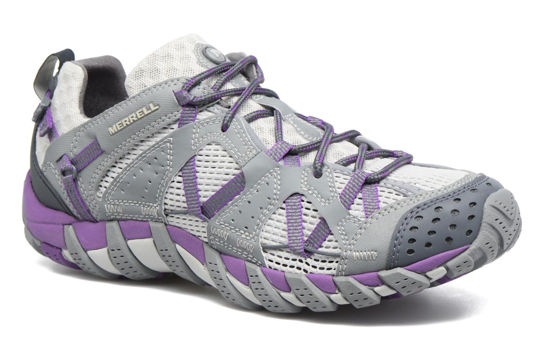 Zapatillas de deporte Merrell Waterpro Maipo W Gris vista de detalle / par