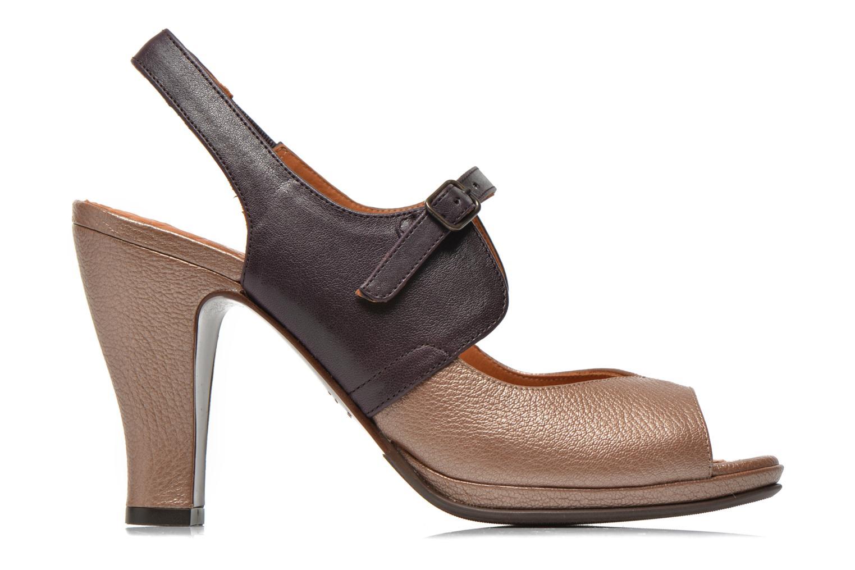 Sandales et nu-pieds Chie Mihara Fossi Multicolore vue derrière