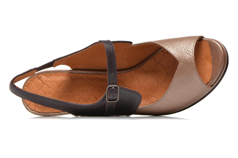 Sandales et nu-pieds Chie Mihara Fossi Multicolore vue gauche