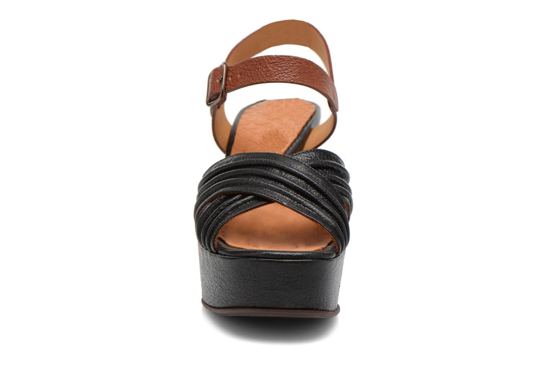Sandales et nu-pieds Chie Mihara Marriot Multicolore vue portées chaussures