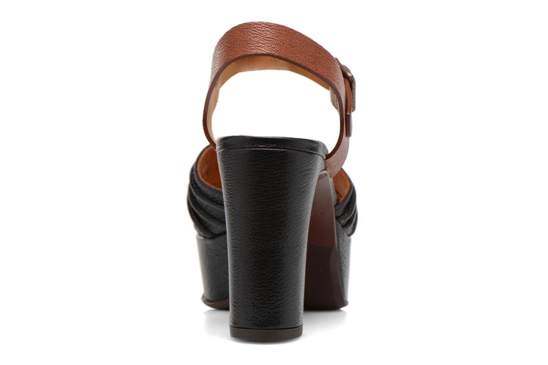 Sandales et nu-pieds Chie Mihara Marriot Multicolore vue droite