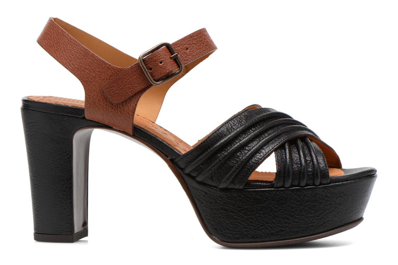Sandales et nu-pieds Chie Mihara Marriot Multicolore vue derrière