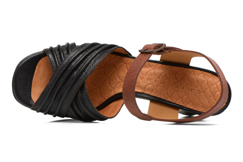 Sandales et nu-pieds Chie Mihara Marriot Multicolore vue gauche