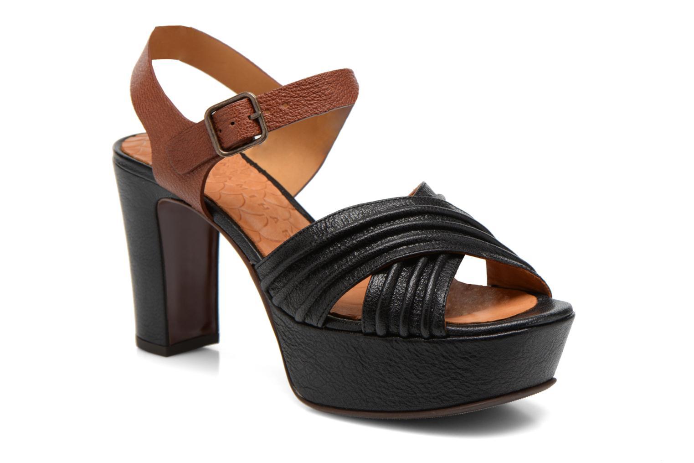 Sandales et nu-pieds Chie Mihara Marriot Multicolore vue détail/paire