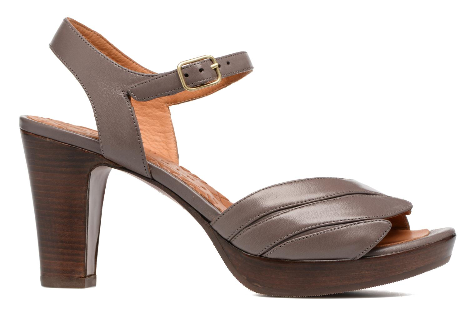 Sandals Chie Mihara Jantra Brown back view