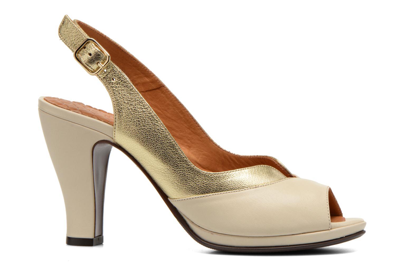 Sandalen Chie Mihara Franca gold/bronze ansicht von hinten