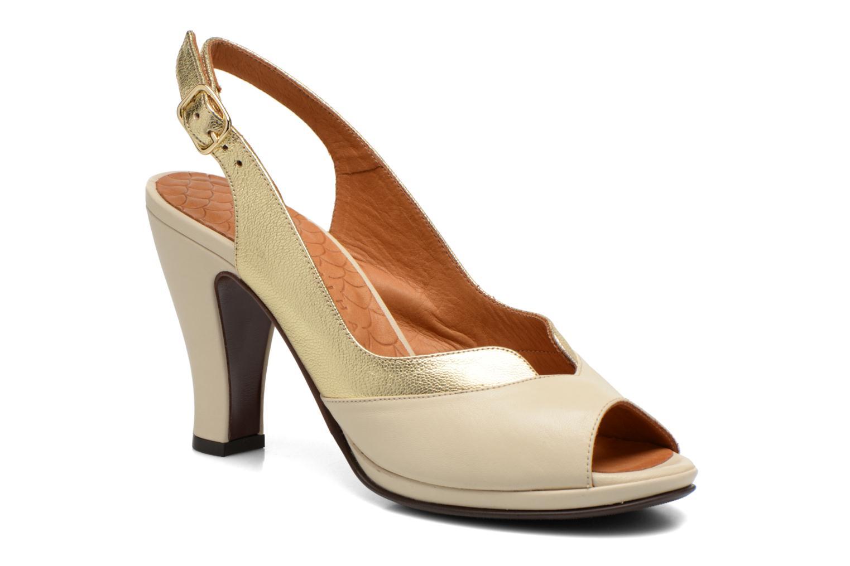 Sandalen Chie Mihara Franca gold/bronze detaillierte ansicht/modell