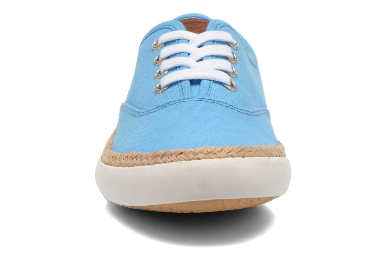 Baskets Gioseppo Mima Bleu vue portées chaussures